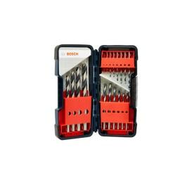 Conjuntos De Brocas Para Metal HSS PointTeQ Bosch 2608577350