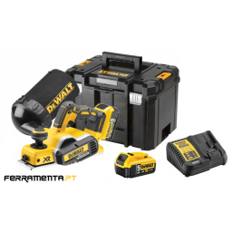 Plaina 82mm 18V Dewalt DCP580P2-QW