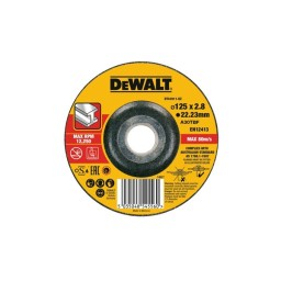 Disco De Corte Cóncavo E Alto Desempenho Para Metal-OSA 125x2.8mm Dewalt DT43911-QZ