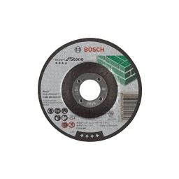 Disco de corte curvo p/ pedra 115x2,5 mm Bosch 2608600004