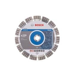 Disco de corte diamante p/ Cerâmica 22.23x230mm  Bosch 2608602645