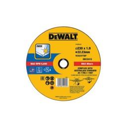 Disco de Corte Inox Alto Desempenho 230x1.9mm DeWalt DT43909-QZ