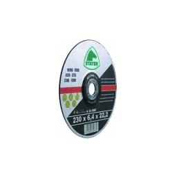 Disco de Desbaste de Metal 230x6.4mm Stayer 50348