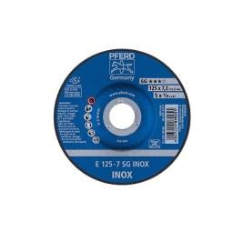 Disco de Desbaste Metal 125x22.23mm Pferd 4007220470251
