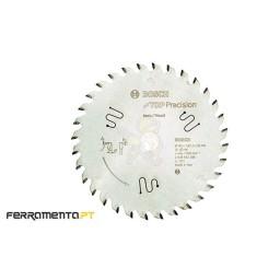 Disco de serra 165x20mm 32D Best for Wood Bosch 2608642386