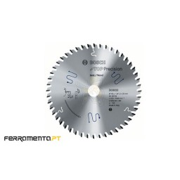 Disco de serra 165x20mm 48D Best for Wood Bosch 2608642384