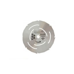Disco dentado p/ madeira MacFer DMD6-01