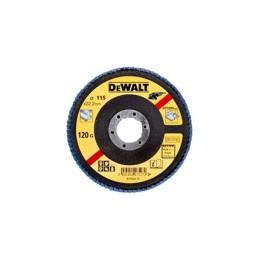 Disco Lamelado Plano Ø 115 x G120 1 UND Dewalt DT3295