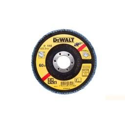 Disco Lamelado Plano Ø 115 x G60 1 UND Dewalt DT3293