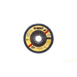 Disco Lamelo Côncavo Ø 115 x G80 1 UND Dewalt DT3257