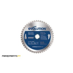 Disco TCT Aço 230x25,4 48 Dentes Evolution 31D23025448A