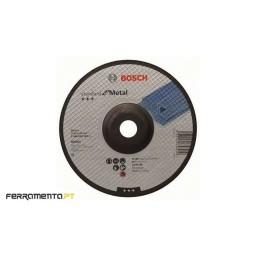 Discos Abrasivos de Rebarbar Metal 180x6.0x22.23