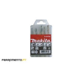 "Estojo de Brocas 1/4"" HEX. Makita D-23759"
