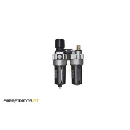 Filtro Regulador e Lubrificador Bahco BP255
