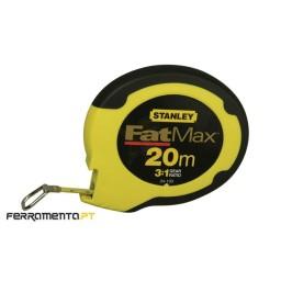 Fita Métrica FATMAX Inox 20m x 9,5mm Stanley 0-34-133