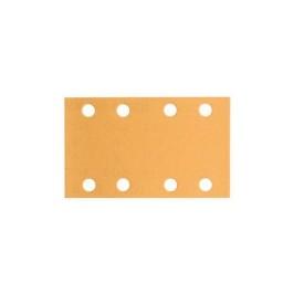 Folha de lixa 80x133 mm G180 10 UN Bosch 2.608.607.233