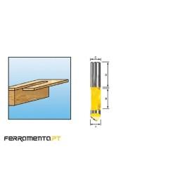 Fresa para Painéis 6-6mm Makita D-09335