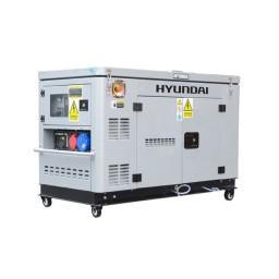 Gerador Diesel FULL POWER 11,4 kVA 3000 RPM Hyundai DHY12000XSE-T