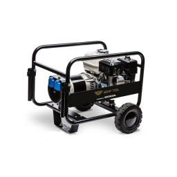 Gerador Gasolina 5,4 kVA GT Powered by HONDA GT5000H + Rodas