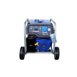 Gerador Gasolina Monofásico 5kW Hyundai HY7000FEK