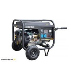 Gerador Gasolina Monofásico 5 kW Hyundai HY7000LK