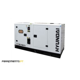 Gerador Industrial 31,3 kVA GT Power by Hyundai GTDHY34KSE