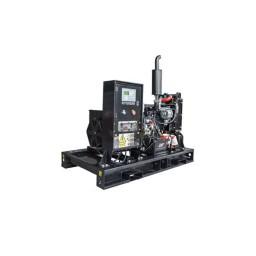 Gerador Industrial Monofásico 32 kW Hyundai DHY 35 KEm