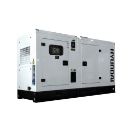 Gerador Industrial Trifásico 66 kVA GT Power by Hyundai GTDHY75KSE