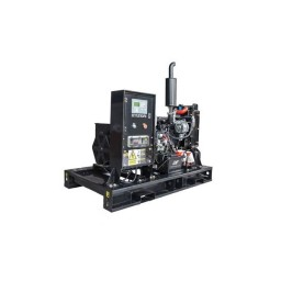 Gerador Industrial Trifásico 66 kVA Hyundai DHY 75 KE