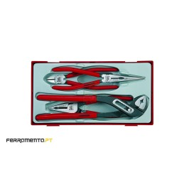 Jogo de Alicates Mega Bite Teng Tools TT440