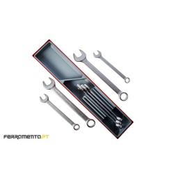 Jogo de Chaves Combinadas 7 Pcs Teng Tools TTX2032
