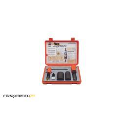 Jogo para Reparar Roscas Interiores e Exteriores NES 1015
