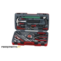 "Kit Ferramentas + Chaves 3/8"" 79Pcs Teng Tools TM079"