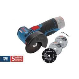 Mini-Rebarbadora Bosch GWS 12V-76 Professional