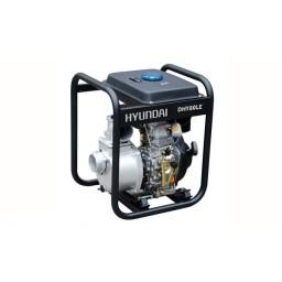 Motobomba Diesel Águas Limpas 3'' Hyundai DHY80LE