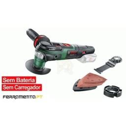 Multiferramenta AdvancedMulti 18V Bosch 0603104000
