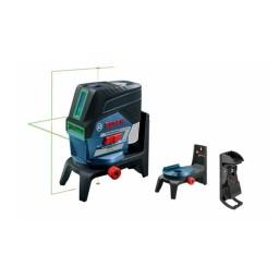 Nível Laser de Linha Bosch GCL 2-50 CG Prof. + RM2 + BM3