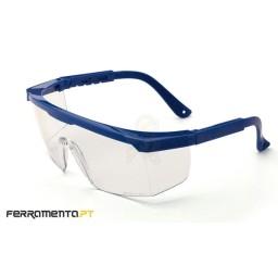 """Óculos de Protecção """"NITRO"""" Marca 2188-GN"""