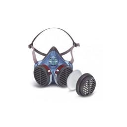 Máscara de Proteção Reutilizável Industrial Starter MX5104