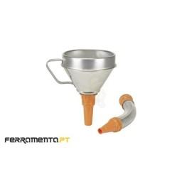 Funil Metálico c/ Bico Articulado Pressol 2645