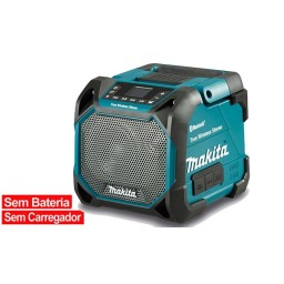 Rádio 10.8-18V c/ Bluetooth Makita DMR203