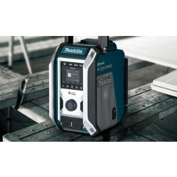 Rádio 7.2V-18V c/ Bluetooth Makita DMR115