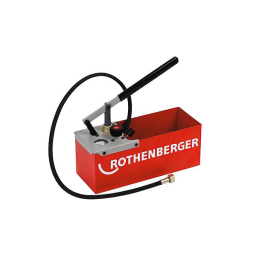 Bomba para Teste Hidrostático Rothenberger TP 25