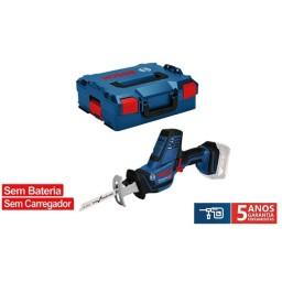 Serra de Sabre sem fio Bosch GSA 18 V-LI C Professional