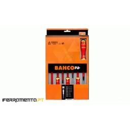 Set Chaves de Fenda / Phillips 7Pcs Bahco B220.007