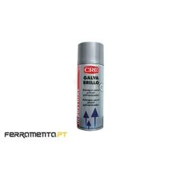 Spray de Proteção Anti Corrosão 400ml CRC GALVA BRILLO
