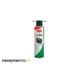 Spray Lubrificante Multiusos 500ml CRC 2-26