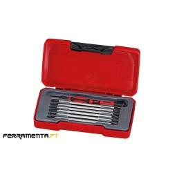 Jogo Mini Chaves de Fenda Teng Tools TM708