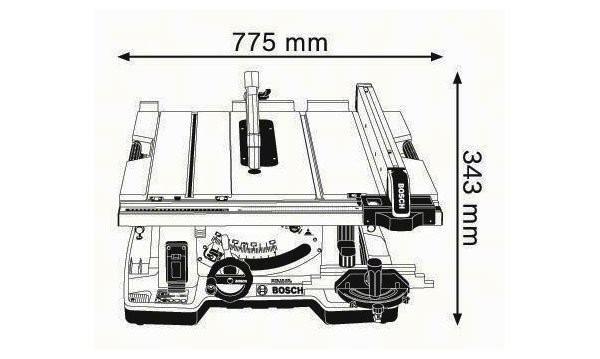 serra de mesa bosch gts 10 xc mesa de trabalho gta 6000. Black Bedroom Furniture Sets. Home Design Ideas